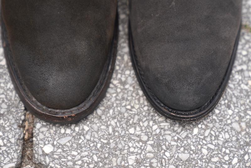 thursday cavalier vs duke chelsea boot toe close