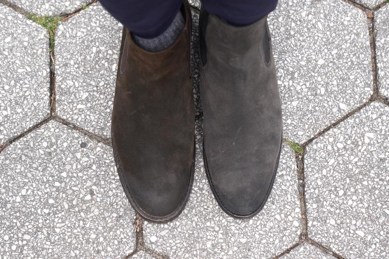 thursday cavalier vs duke chelsea boot top view