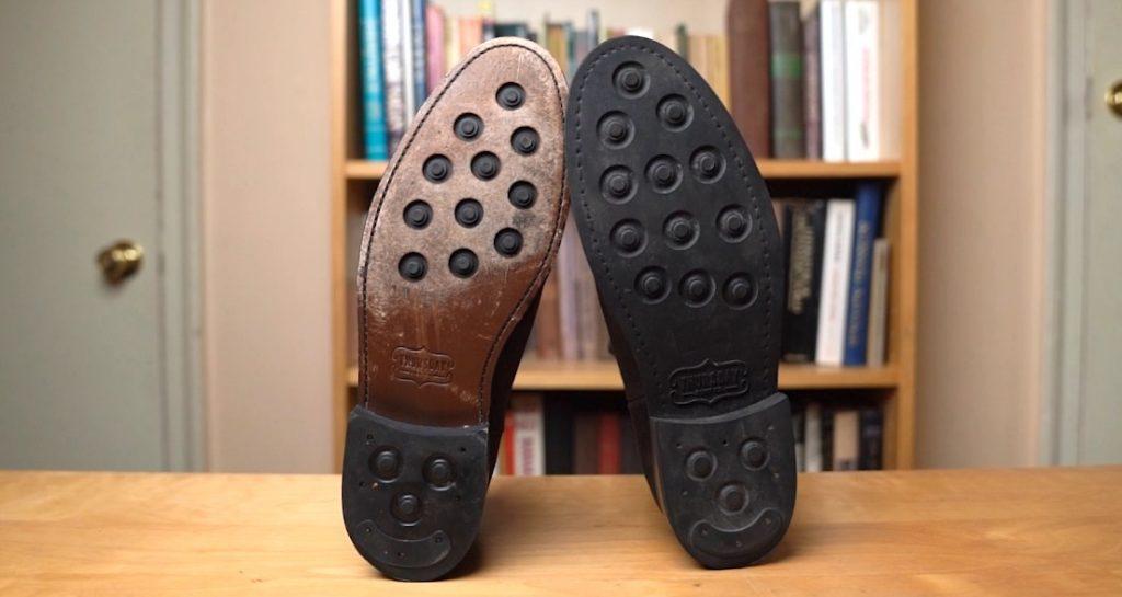 thursday chelsea boots sole