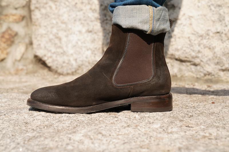 thursday duke chelsea boot profile
