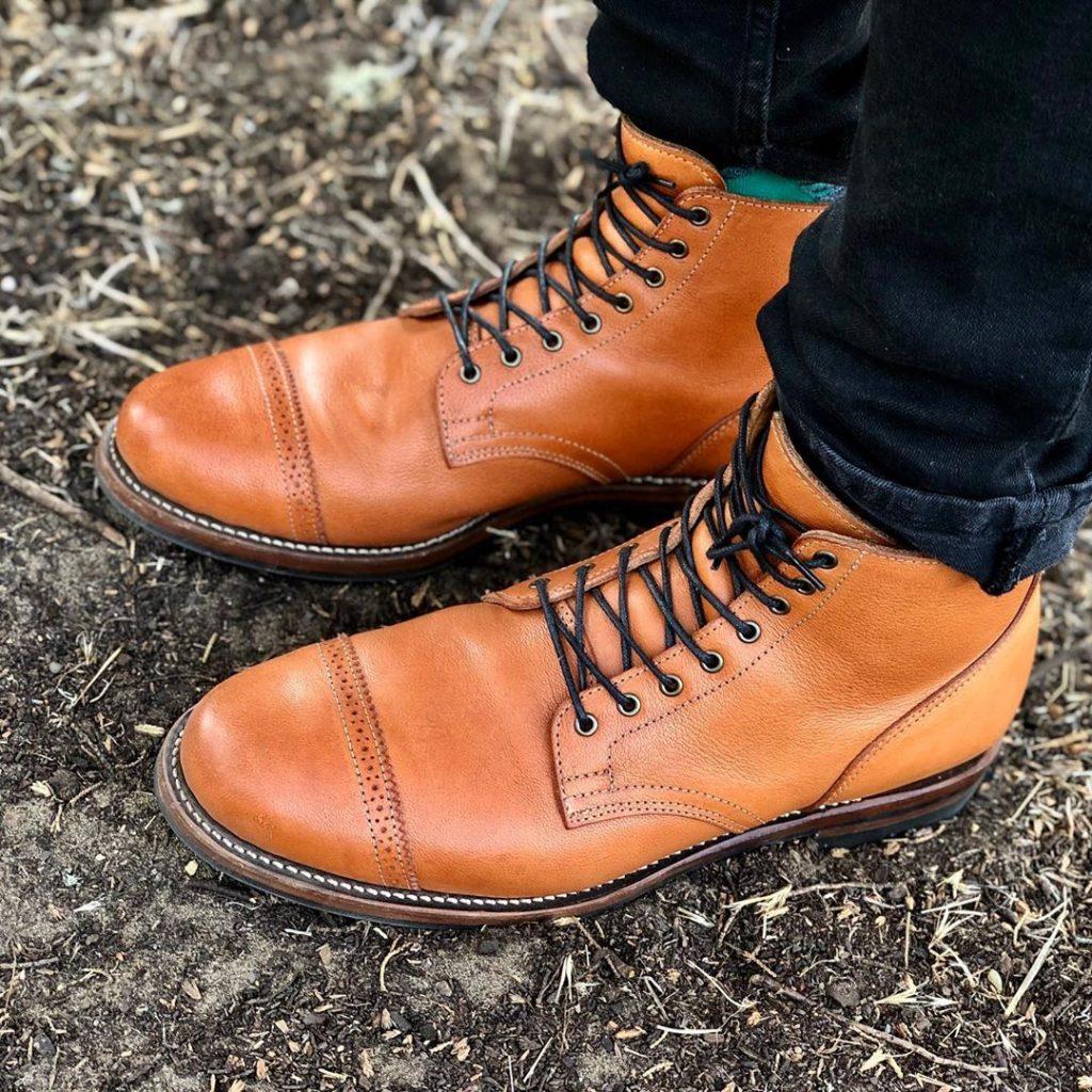 camelhide boots