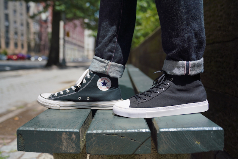 converse vs nothing new profile