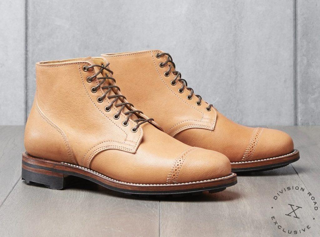 camelhide viberg boot