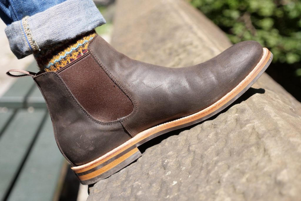 grant stone chelsea boot featured