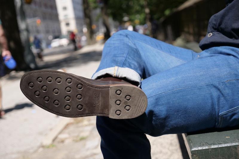 grant stone chelsea boot sole
