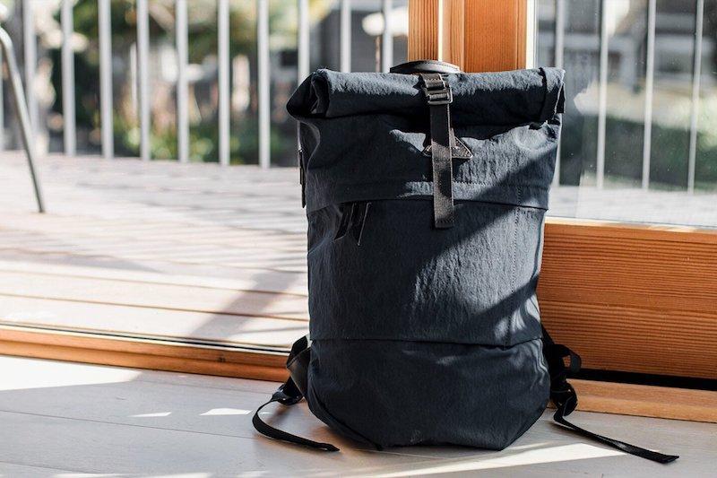 navy konbu rucksack