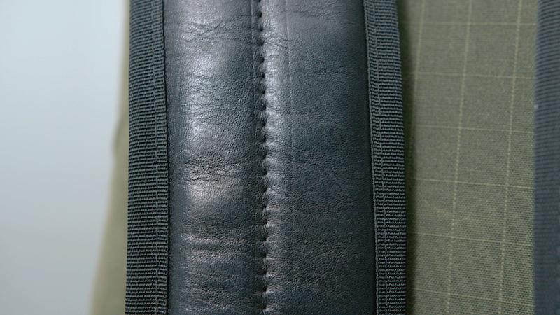 tanner goods koru rucksack strap
