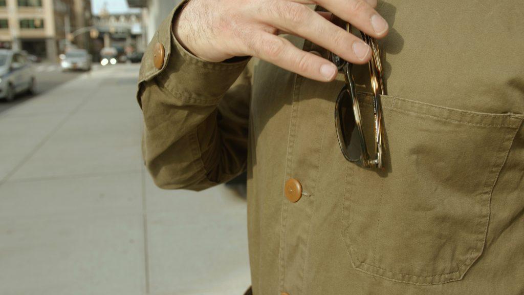 Taylor Stitch Ojai Jacket pen pocket