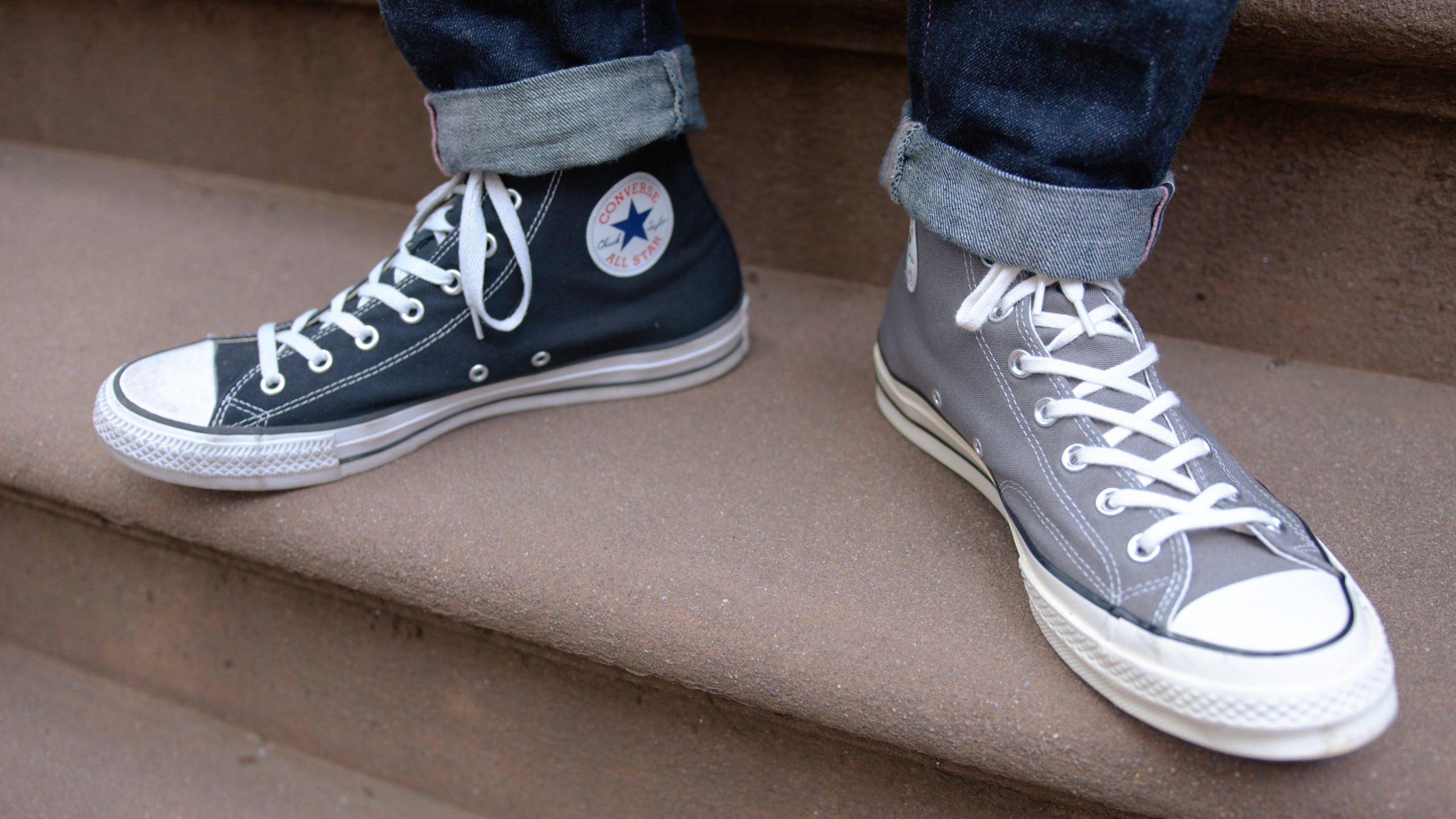Chuck 70 vs All Star - Which Is the Best Converse Hi Top ...