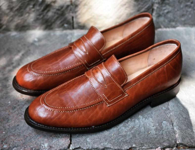 john doe shoes bison loafers