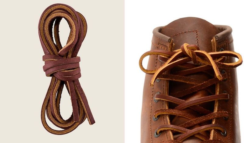 red wing leather laces