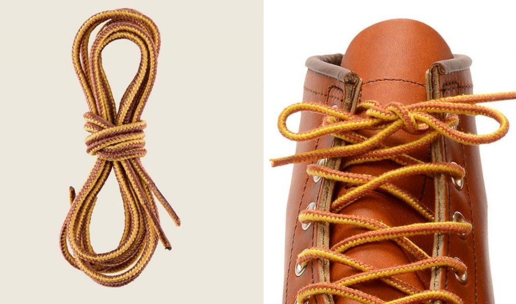 red wing replacement laces