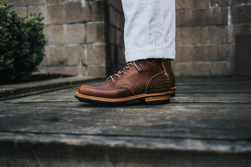 truman boot company bison