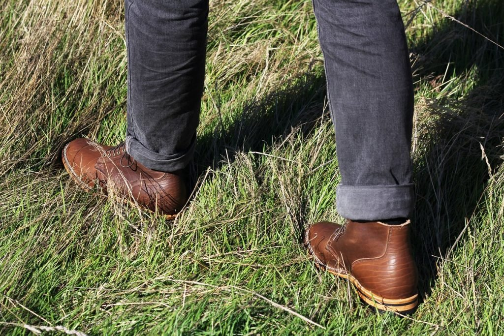viberg bison service boot