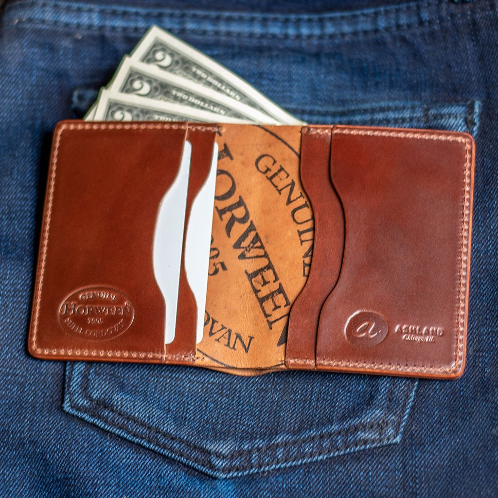 Ashland Leather Color 4 Wallet