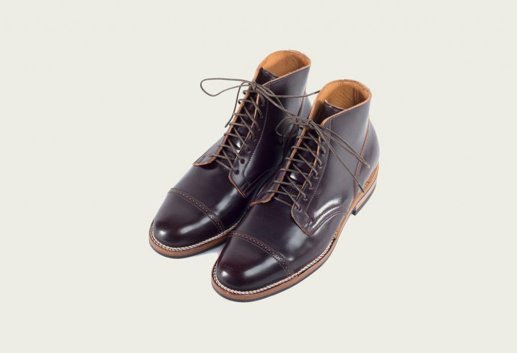 Viberg Color 8 Service Boots