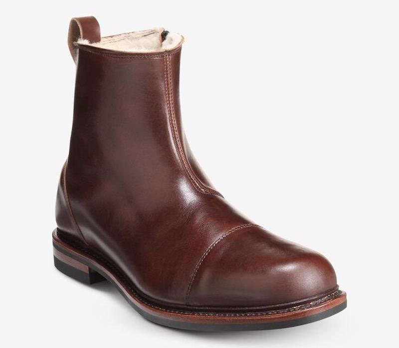 allen edmonds himalaya boot