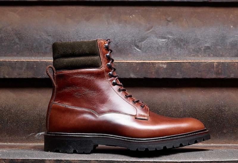 crockett jones ross boot