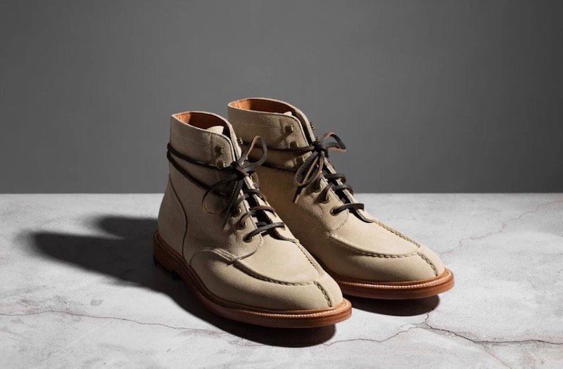 grant stone ottawa boot ivory suede