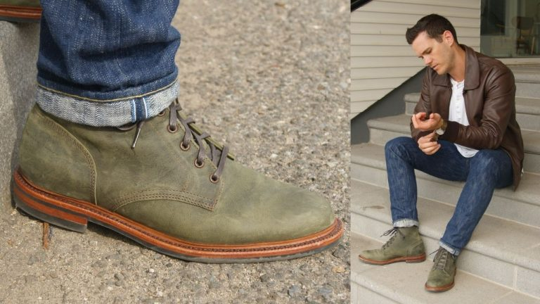 parkhurst spruce kudu green boot review