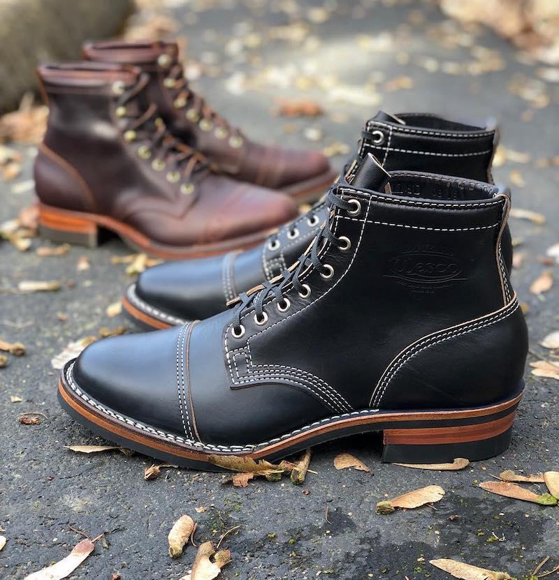 wesco hendrik boots