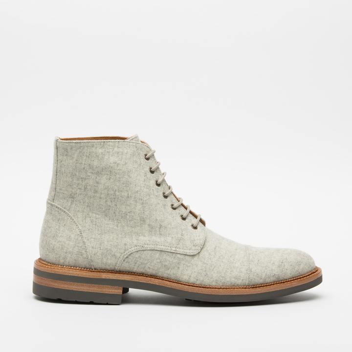 white taft jaro boot