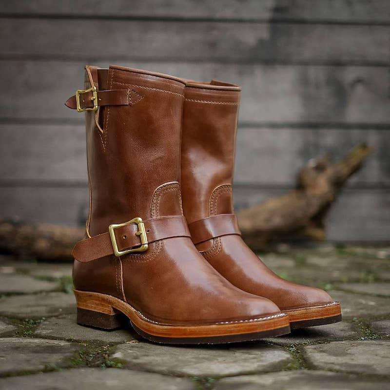 benzein engineer boots