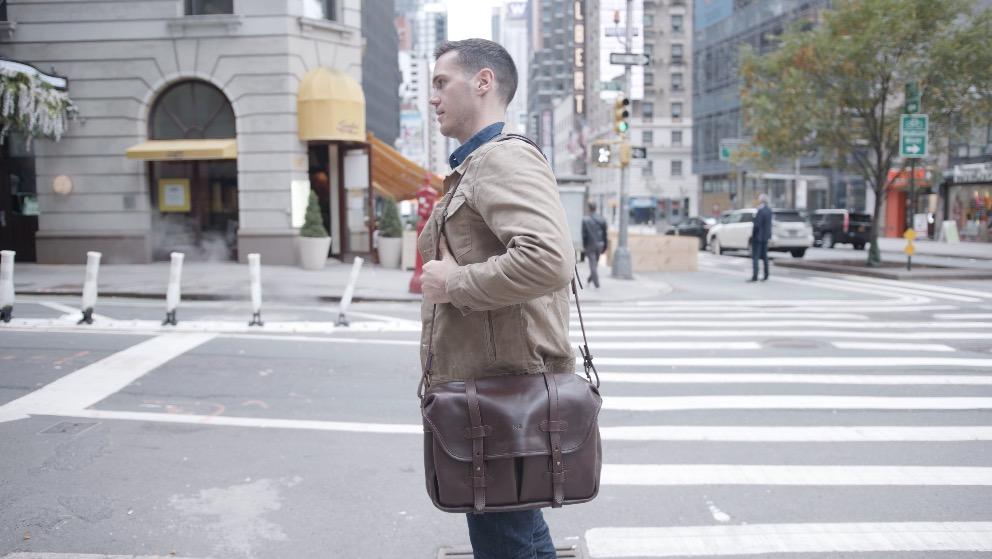 cravar fc15 bag on street