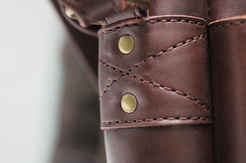 cravar fc15 bag rivets