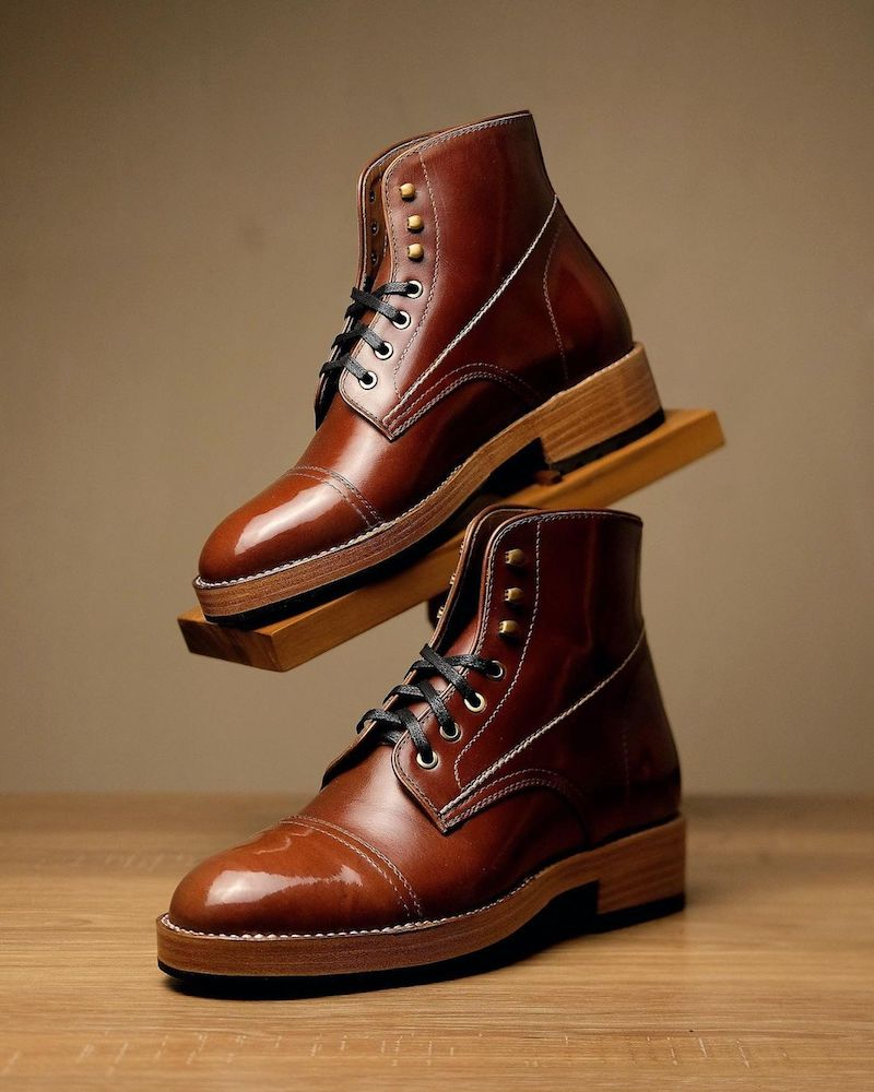warhorse boots from txture