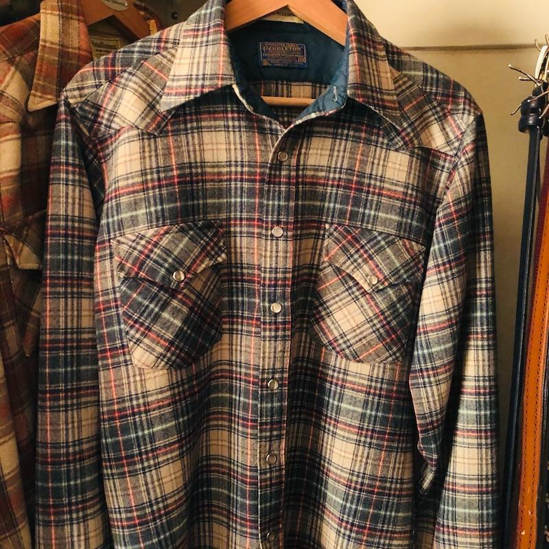 Pendleton High Grade Western Wear