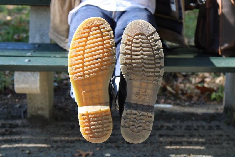 dr martens vs solovair soles