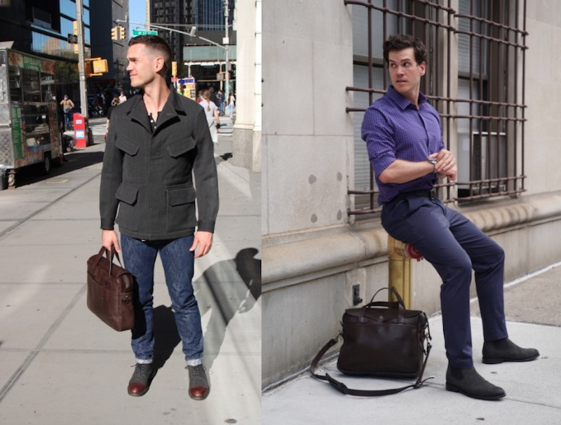 filson leather briefcase thursday chelsea tanuki jeans taft jack boots