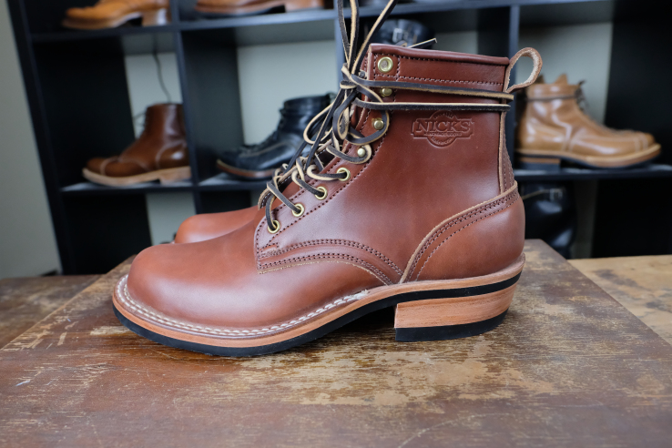 nick's robert boots