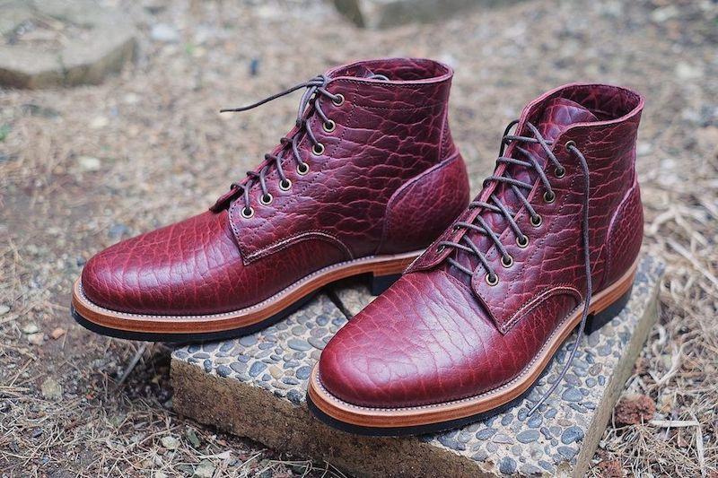 renav goods co bison boots