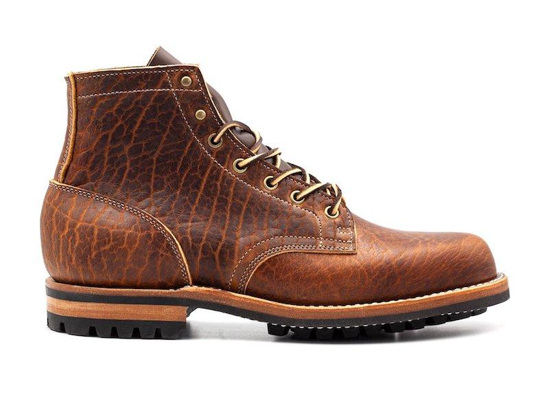 truman bison boots