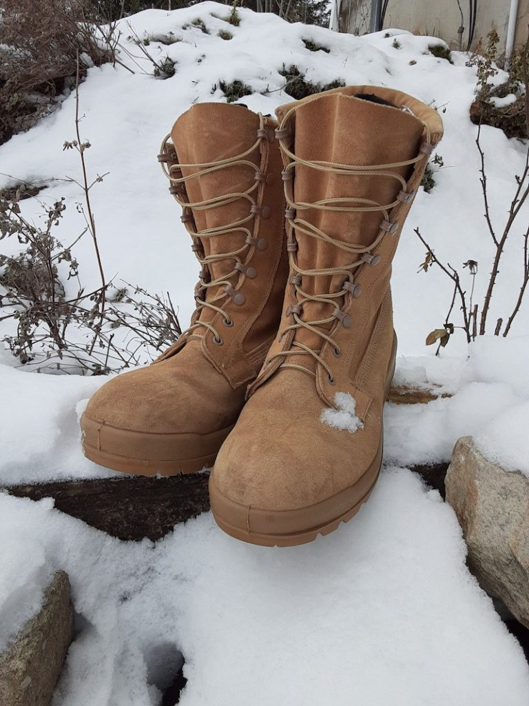 icw military boot