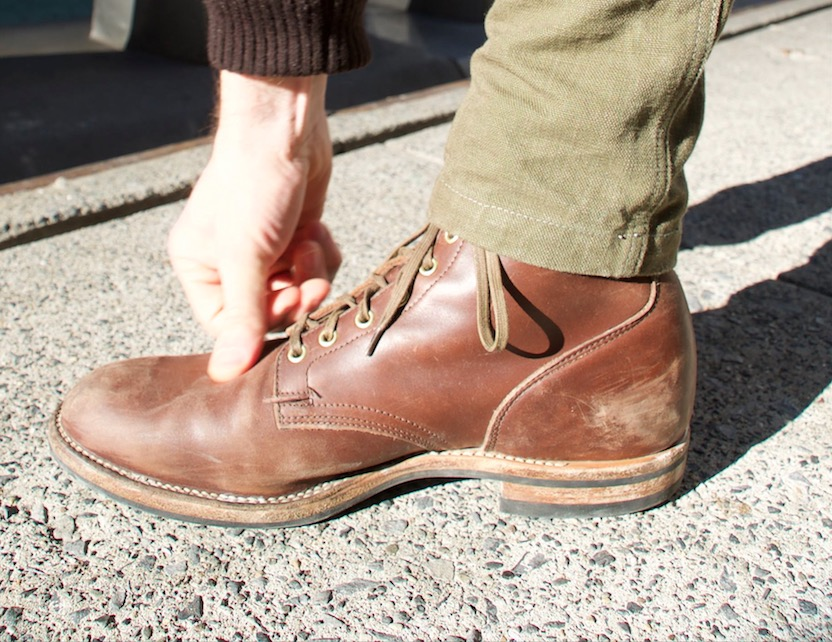 old viberg service boot