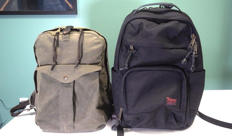 filson journeyman vs dryden backpacks