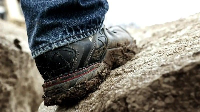 Muddy Crosby Work Hiker