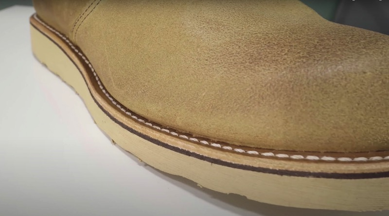 red wing hawthorne muleskinner leather