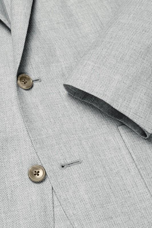Bonobos Unconstructed Italian Wool Blazer Close Up