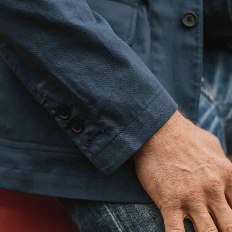 Taylor Stitch Gibson Jacket Cuff