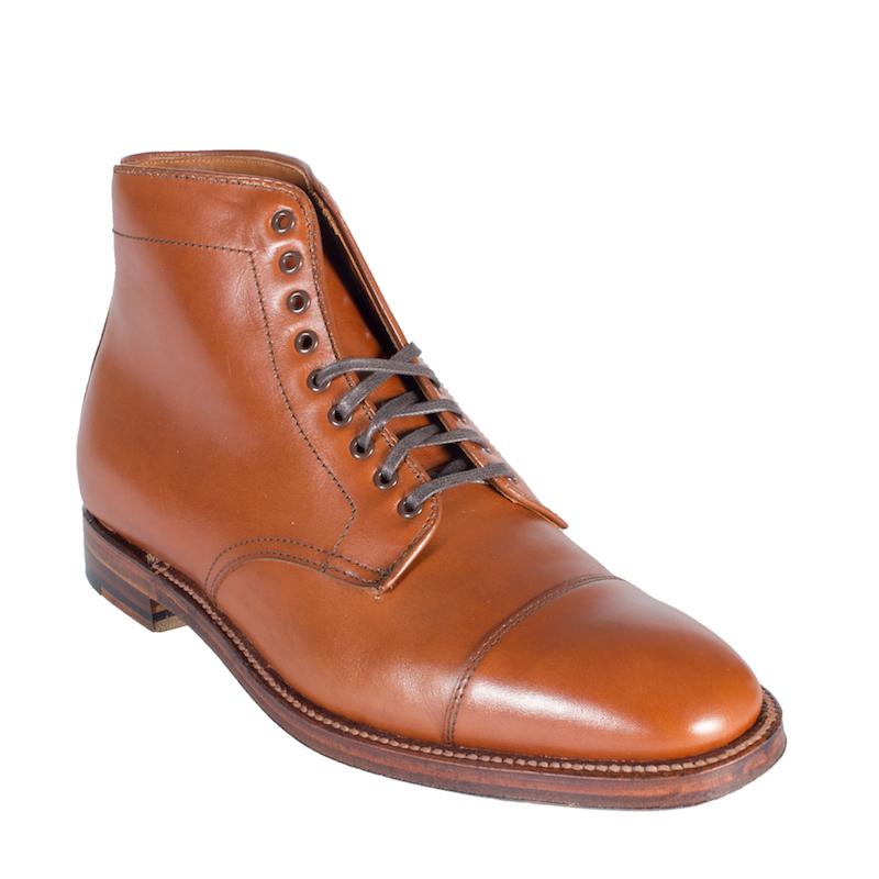 alden cap toe plaza boot 3914