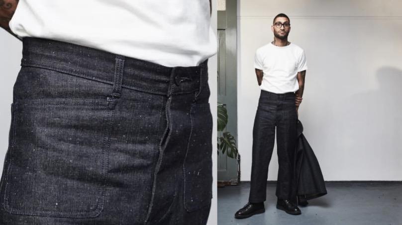 dawson denim deck pants dd05