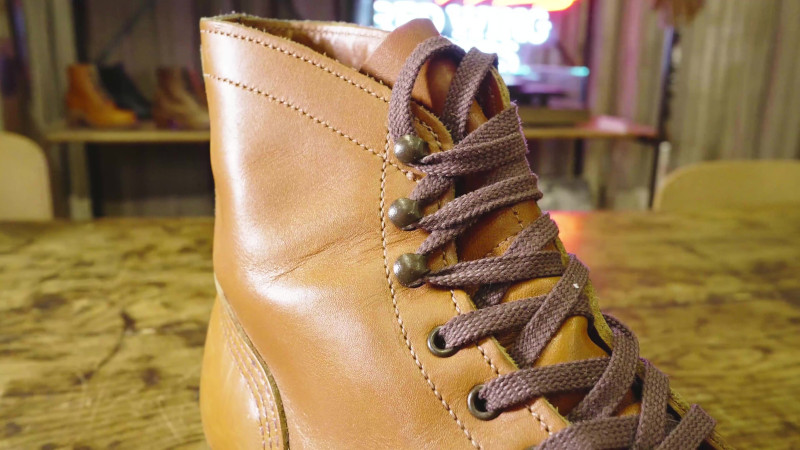 Red Wing 8011 Munson Ranger Leather