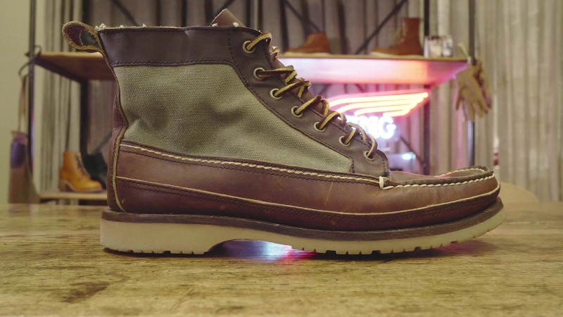 red wing 9185 wabasha boot copper rough and tough