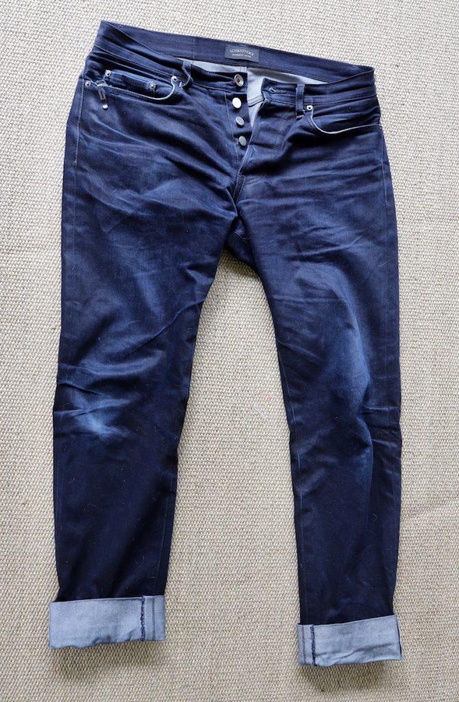 schaeffers garmen hotel jeans