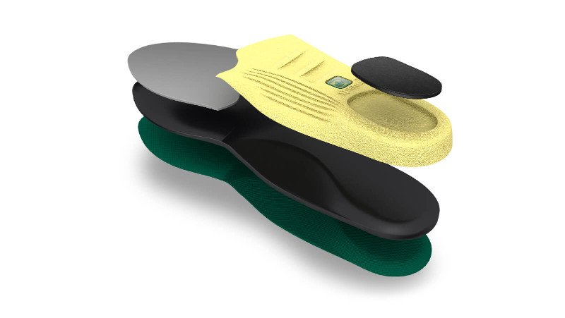 Spenco Polysorb Heavy Duty Insole best value work insole