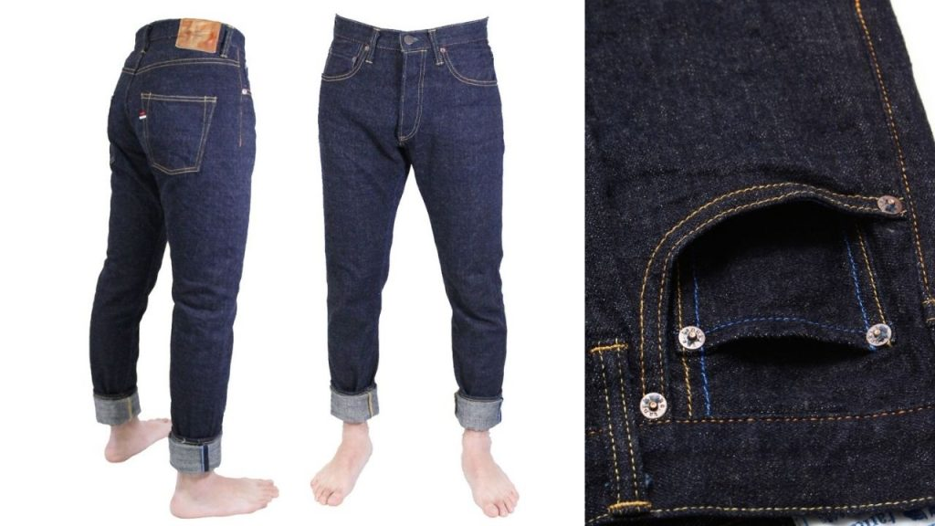 tanuki ten jeans
